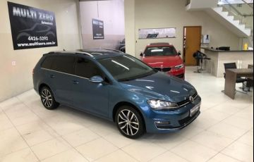 Volkswagen Golf Variant Highline 1.4 TSI Total Flex - Foto #1