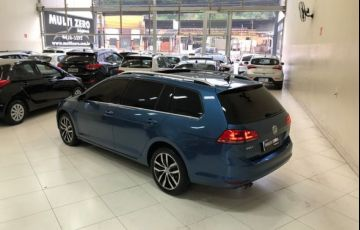 Volkswagen Golf Variant Highline 1.4 TSI Total Flex - Foto #2