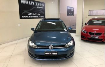 Volkswagen Golf Variant Highline 1.4 TSI Total Flex - Foto #9