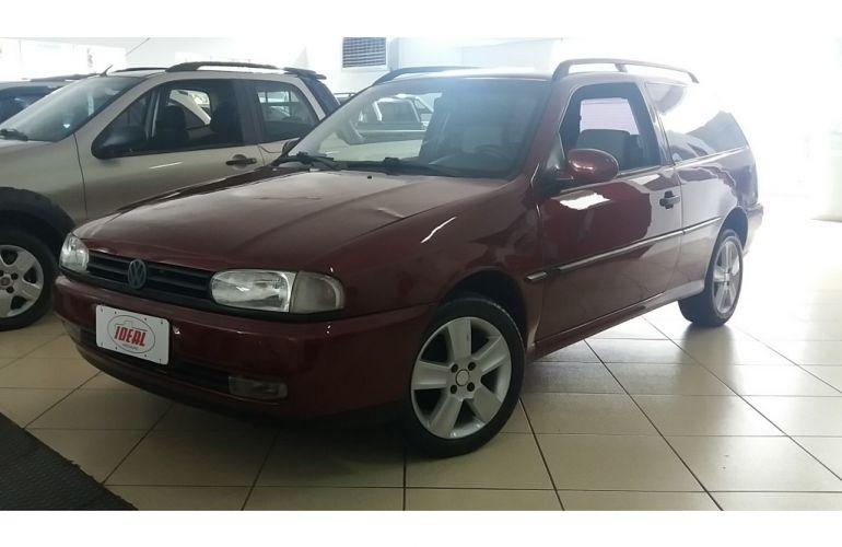 Volkswagen Parati CLi 1.6 - Foto #2