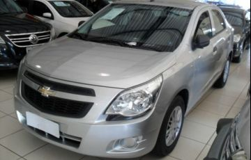Chevrolet Cobalt LS 1.4 8V (Flex) - Foto #2