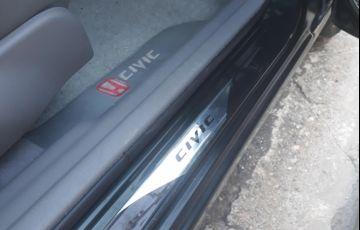 Honda New Civic LXS 1.8 16V (Aut) (Flex) - Foto #10