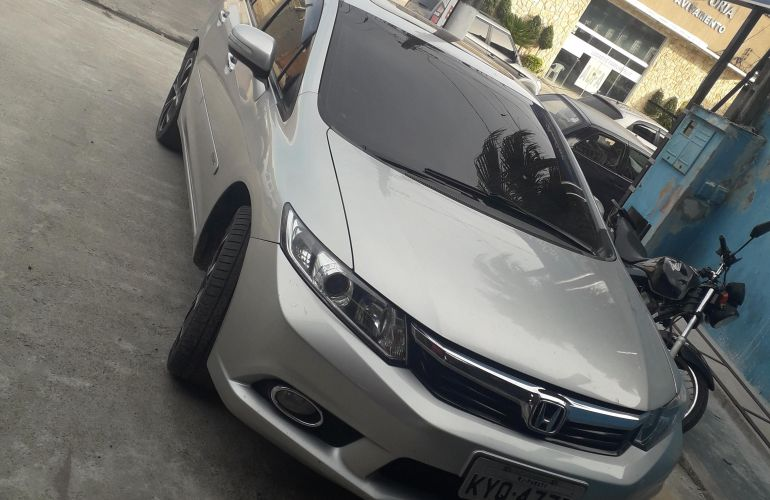 Honda New Civic EXR 2.0 i-VTEC (Aut) (Flex) - Foto #5