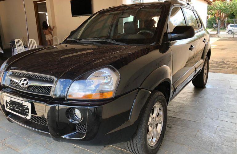 Hyundai Tucson GLS 2.0L 16v (Flex) (Aut) - Foto #5
