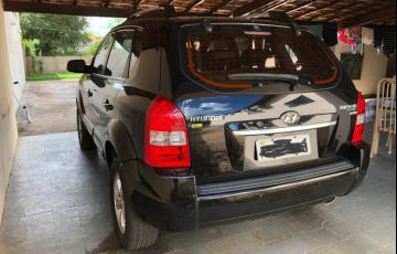 Hyundai Tucson GLS 2.0L 16v (Flex) (Aut) - Foto #6