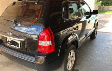 Hyundai Tucson GLS 2.0L 16v (Flex) (Aut) - Foto #7