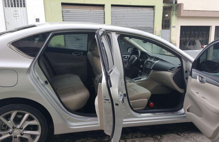 Nissan Sentra Unique 2.0 16V CVT (Flex) - Foto #7