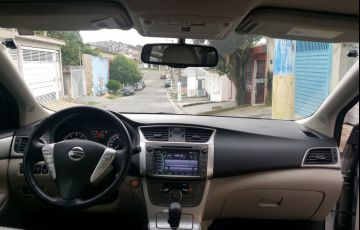 Nissan Sentra Unique 2.0 16V CVT (Flex) - Foto #8