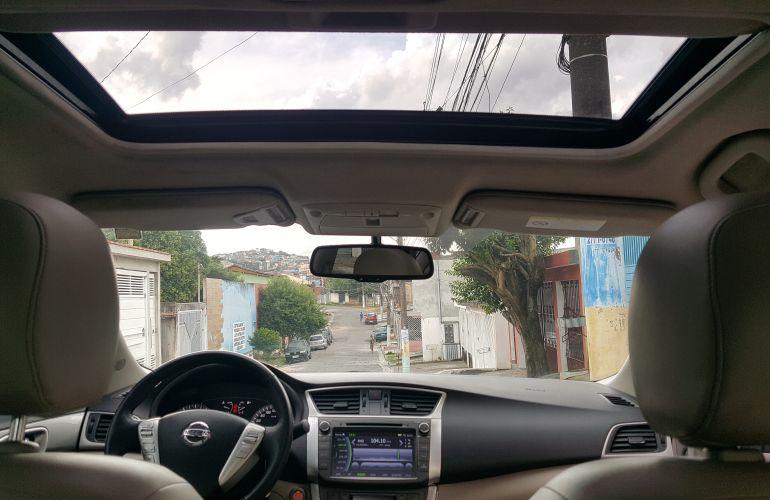 Nissan Sentra Unique 2.0 16V CVT (Flex) - Foto #10