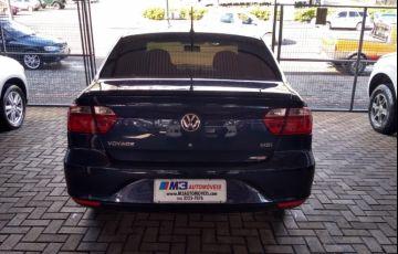 Volkswagen Voyage 1.6 MSI Comfortline (Flex) - Foto #5