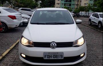 Volkswagen Voyage 1.6 VHT Highline I-Motion (Aut) (Flex) - Foto #2