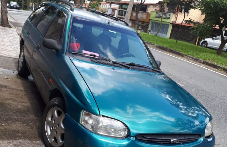 Ford Escort Hatch GLX 1.8 MPi 16V 4p - Foto #3
