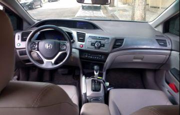 Honda New Civic LXR 2.0 i-VTEC (Aut) (Flex)