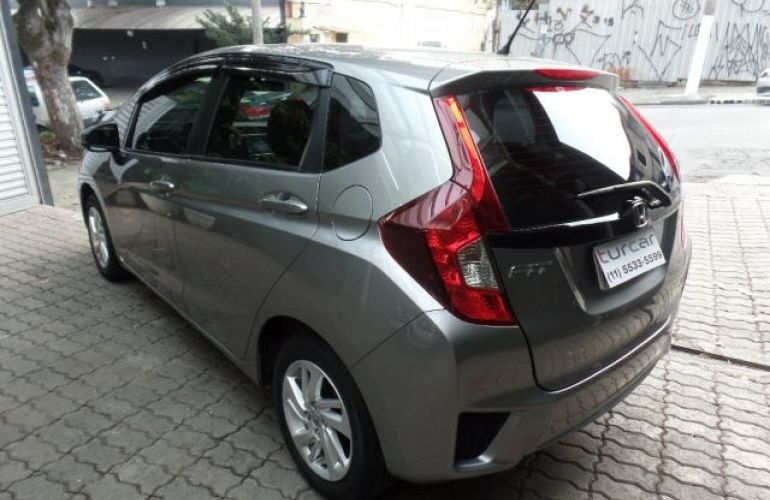 Honda Fit LX 1.5 i-VTEC FlexOne - Foto #8