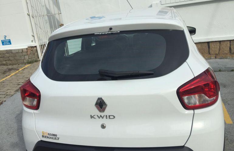 Renault Kwid Zen 1.0 12v SCe (Flex) - Foto #1