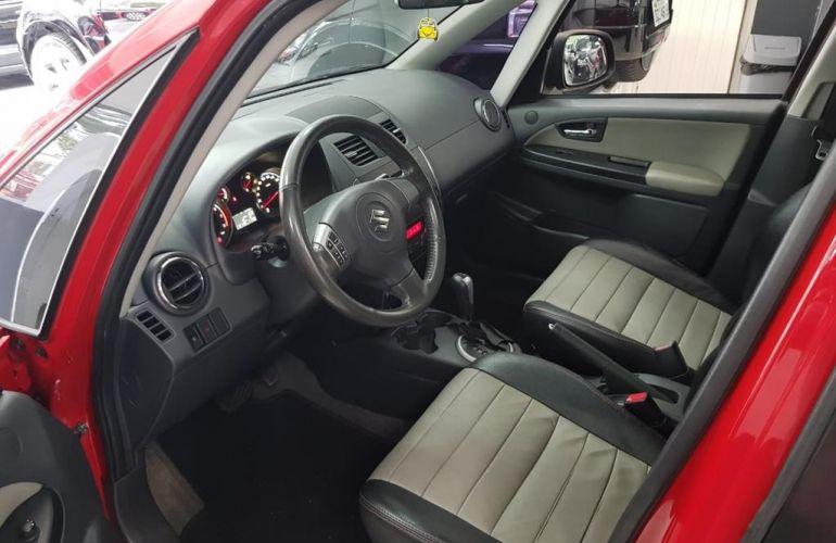 Suzuki SX4 2.0 16V 4WD (Aut) - Foto #7