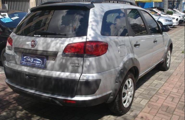 Fiat Weekend Trekking 1.6 Flex 16V 5p - Foto #9
