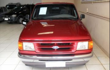 Ford Ranger XL 4X2 Cabine Simples 4.0 V6 12V