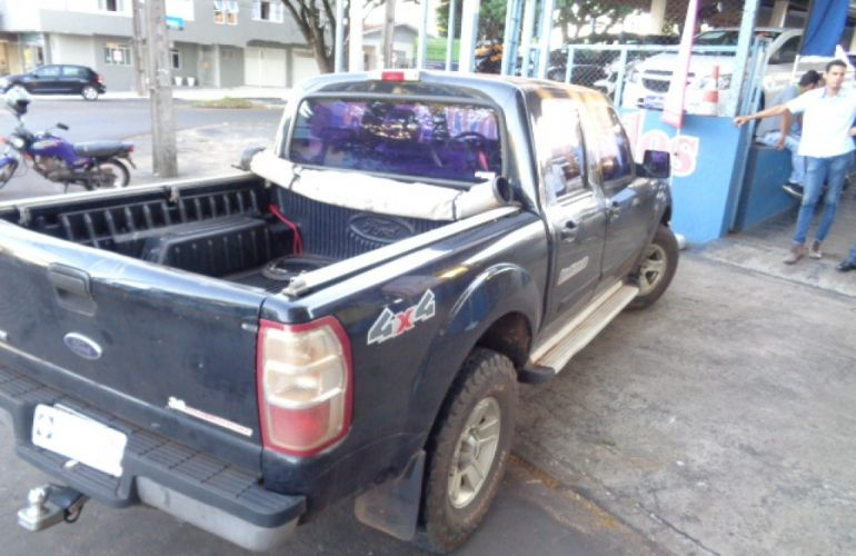 Ford Ranger Limited 4x4 3.0 (Cab Dupla) - Foto #5