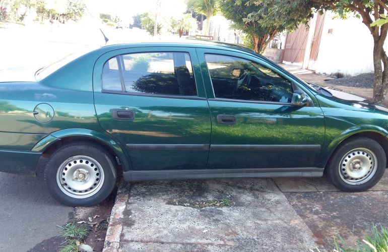 Chevrolet Astra Sedan GLS 2.0 MPFi - Foto #2