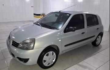 Renault Clio Hatch. Get Up 1.0 16V (flex) 4p - Foto #6