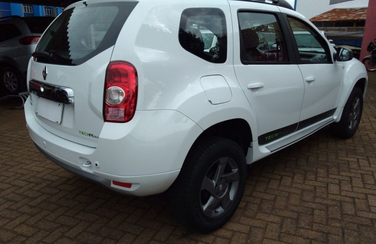 Renault Duster 1.6 16V Tech Road (Flex) - Foto #6