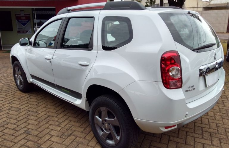 Renault Duster 1.6 16V Tech Road (Flex) - Foto #7
