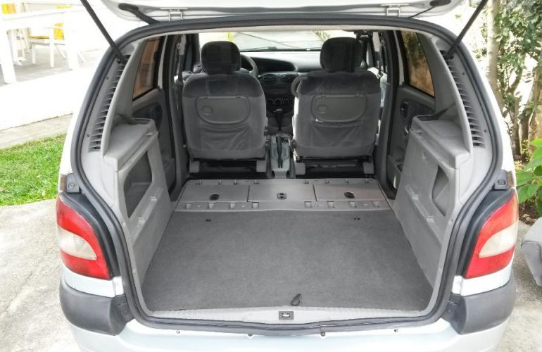 Renault Scénic RXE 2.0 16V (aut) - Foto #6