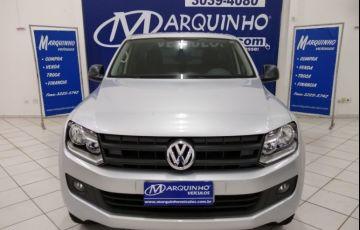Volkswagen Amarok 2.0 TDi 4x4 (Cab Simples) - Foto #1