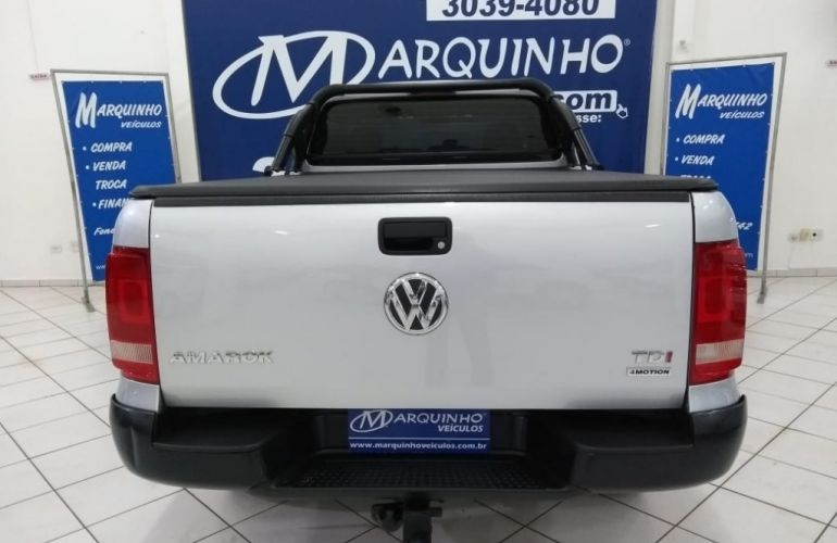 Volkswagen Amarok 2.0 TDi 4x4 (Cab Simples) - Foto #6