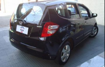 Honda Fit LX 1.4 (flex) (aut) - Foto #4