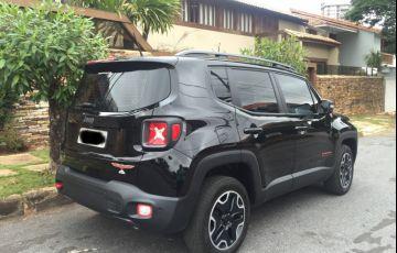 Jeep Renegade Trailhawk 2.0 Multijet TD 4WD (Aut) - Foto #2
