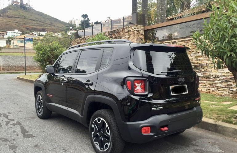 Jeep Renegade Trailhawk 2.0 Multijet TD 4WD (Aut) - Foto #3
