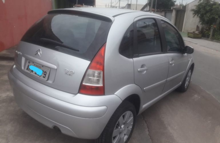 Citroën C3 Exclusive 1.4 8V (flex) - Foto #4