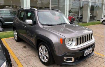 Jeep Renegade Limited 1.8 (Aut) (Flex)