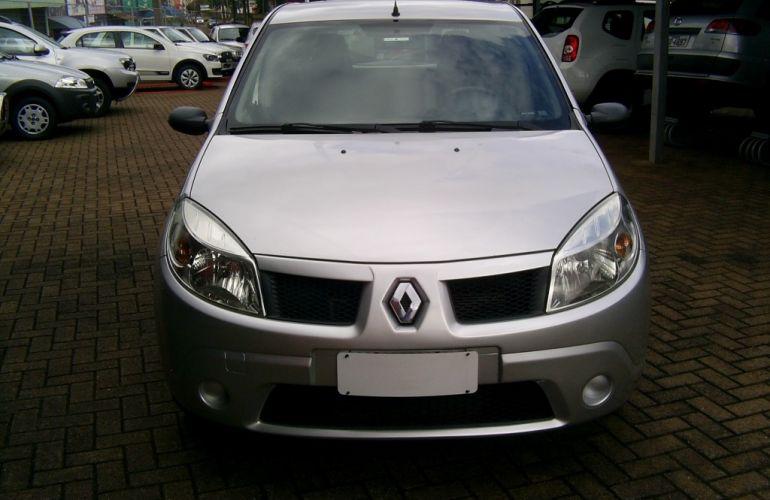 Renault Sandero Expression 1.6 8V (Flex) - Foto #8