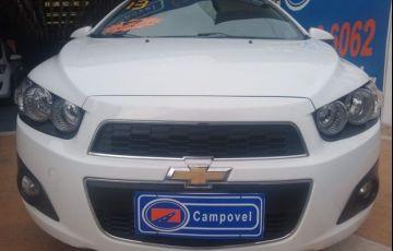 Chevrolet Sonic LT 1.6 MPFI 16V Flex