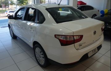 Fiat Grand Siena Essence 1.6 16V (Flex) - Foto #8