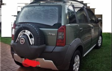 Fiat Idea Adventure 1.8 (Flex)