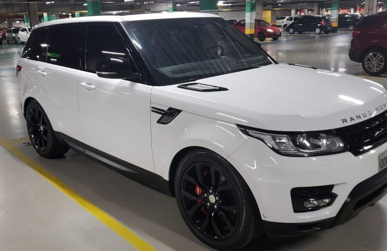 Land Rover Range Rover Sport 5.0 S/C HSE Dynamic 4wd - Foto #1