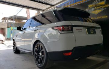 Land Rover Range Rover Sport 5.0 S/C HSE Dynamic 4wd - Foto #3