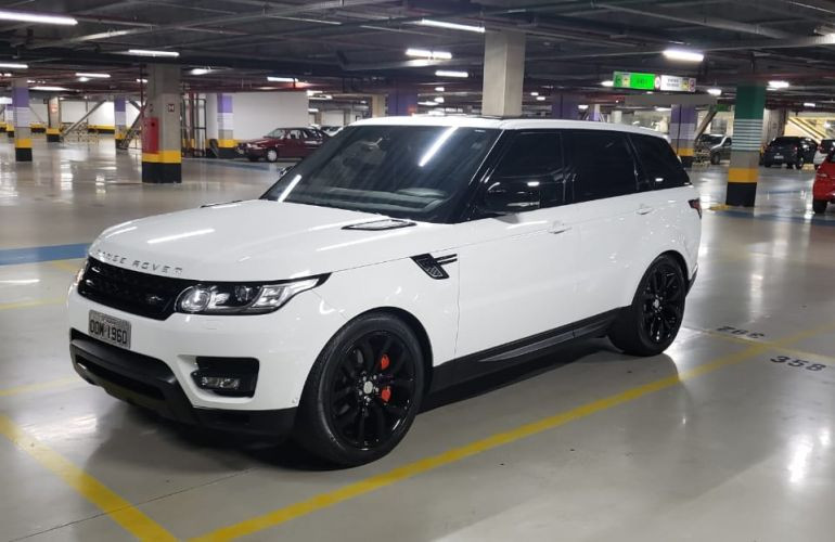 Land Rover Range Rover Sport 5.0 S/C HSE Dynamic 4wd - Foto #4