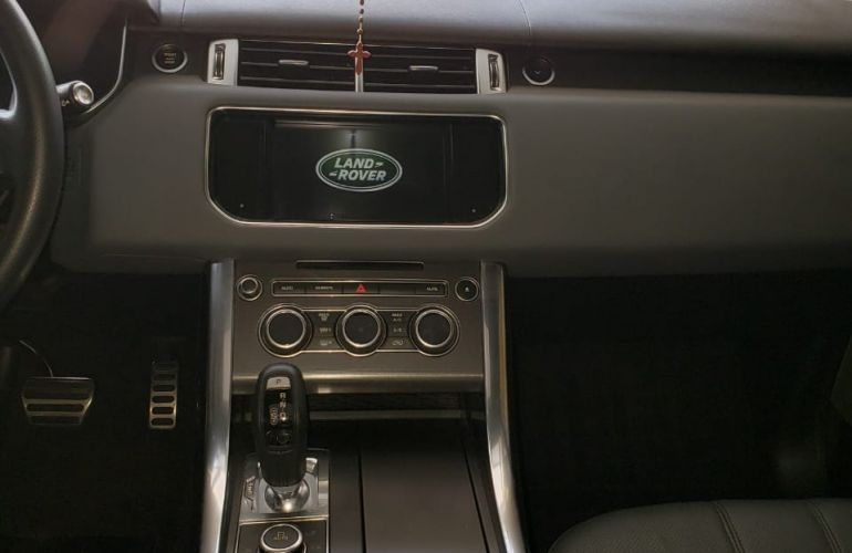 Land Rover Range Rover Sport 5.0 S/C HSE Dynamic 4wd - Foto #5