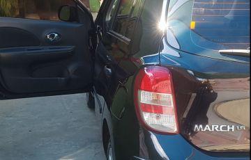 Nissan March 1.6 16V SV (Flex) - Foto #1