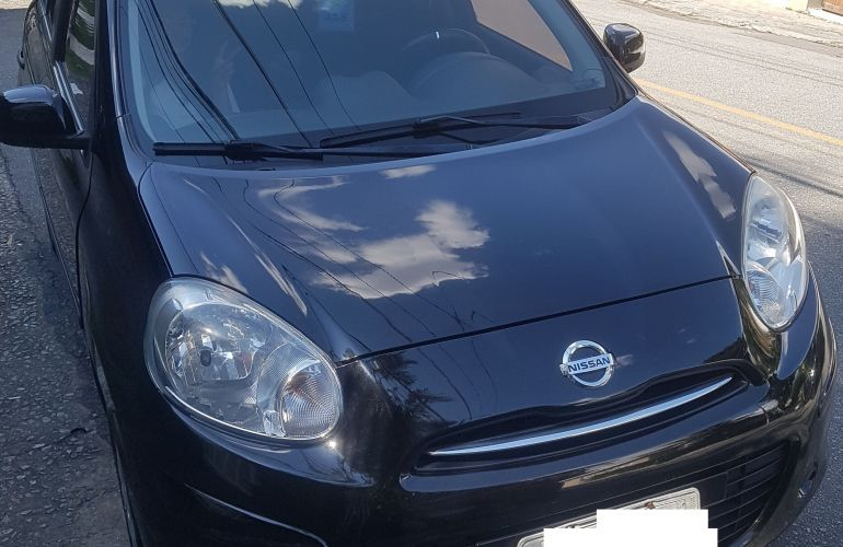 Nissan March 1.6 16V SV (Flex) - Foto #4