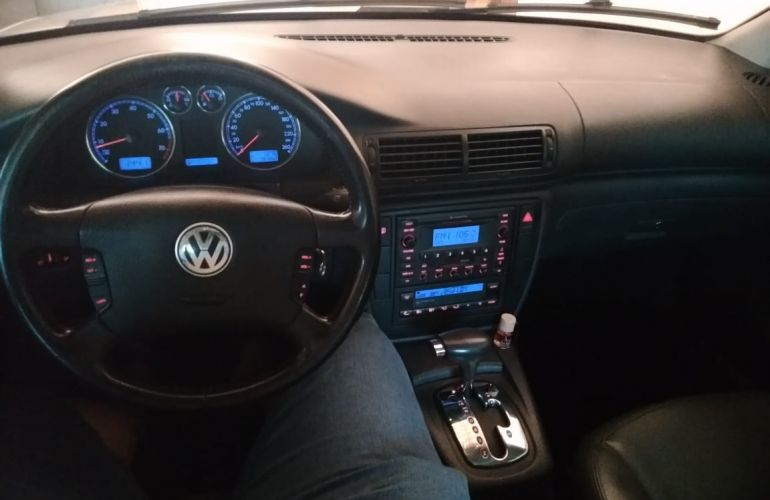 Volkswagen Passat 1.8 Turbo 20V (Tiptronic) - Foto #4