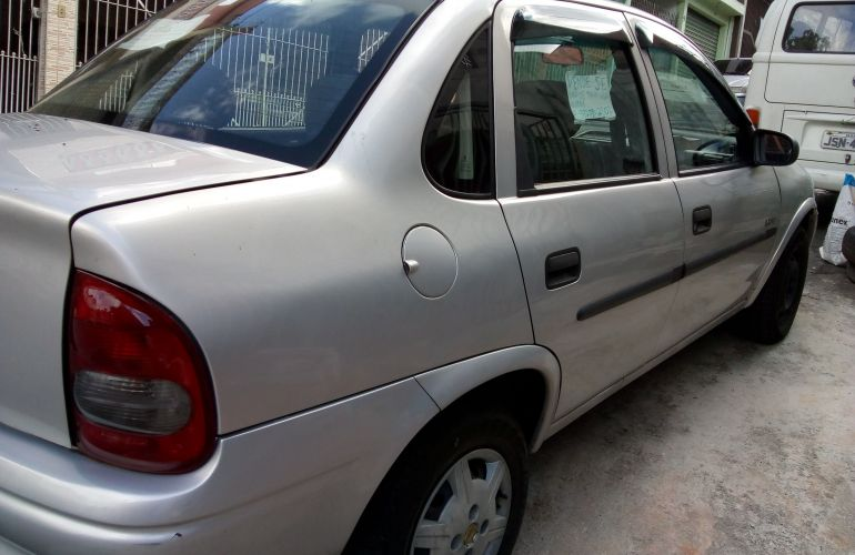 Chevrolet Corsa Sedan Joy 1.0 - Foto #9