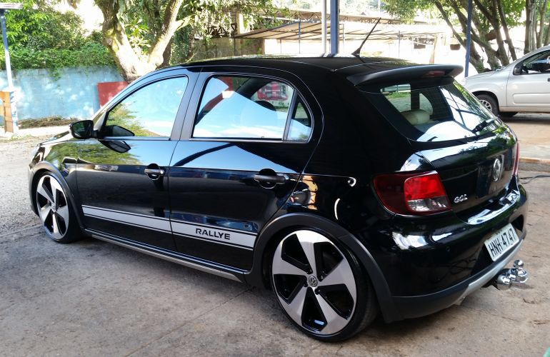 Volkswagen Gol Rallye I-Motion 1.6 VHT (G5) (Flex) - Foto #2