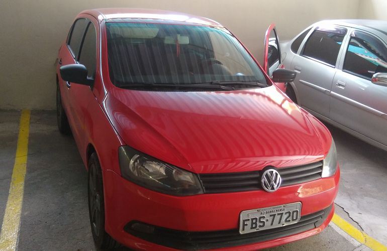 Volkswagen Gol 1.0 8V (G4)(Flex)4p - Foto #3
