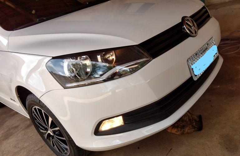 Volkswagen Voyage (G6) 1.0 TEC Total Flex - Foto #3